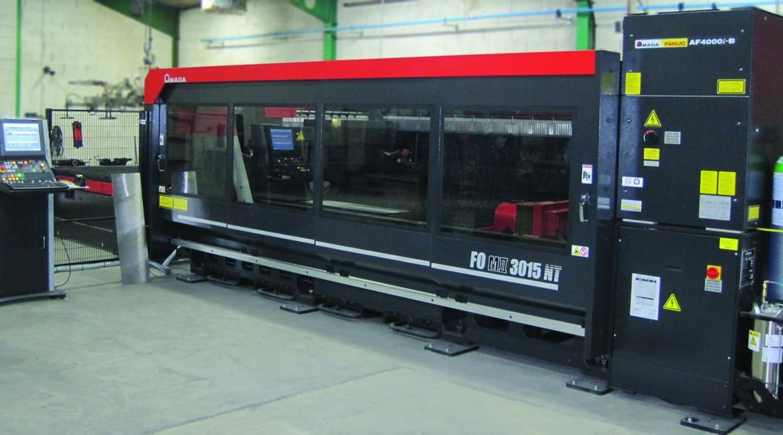 msj industrie tolerie decoupage laser tube