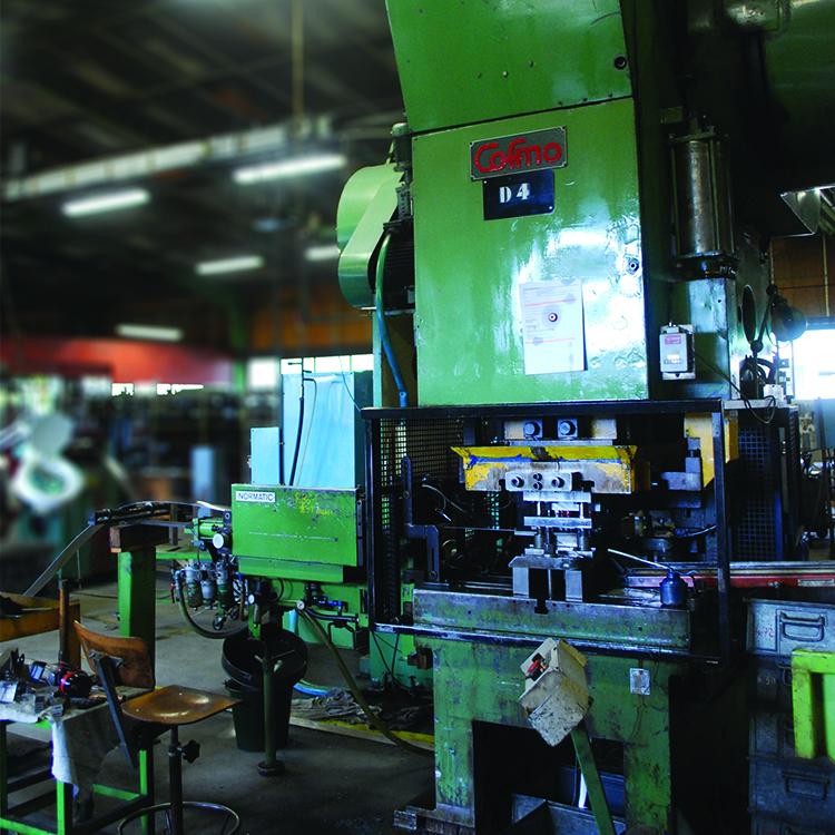 msj industrie tolerie decoupe mecanique