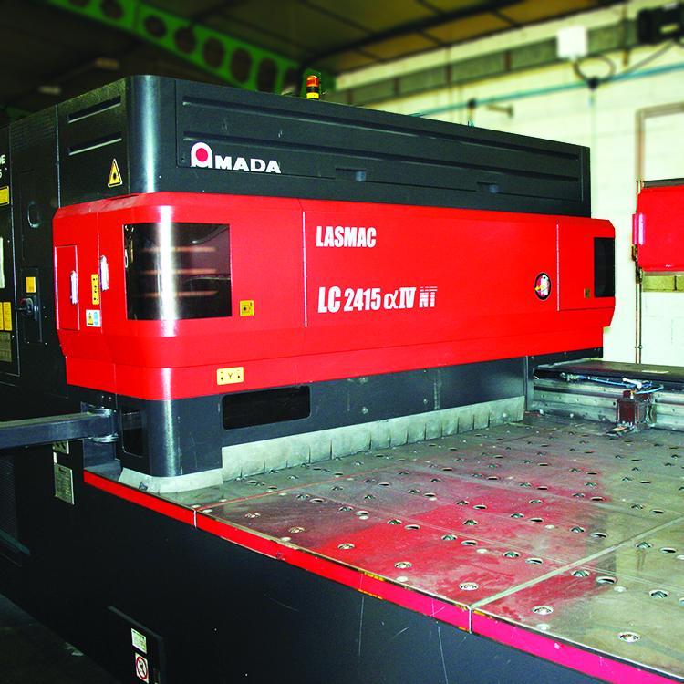 msj industrie tolerie industrielle decoupage laser