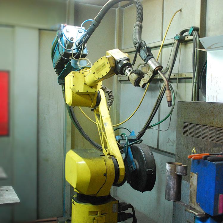 msj industrie tolerie industrielle soudage robot soudure