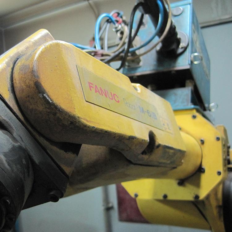 msj industrie tolerie robot soudage