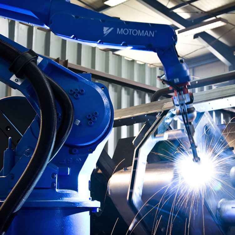 msj industrie tolerie soudage robot soudure